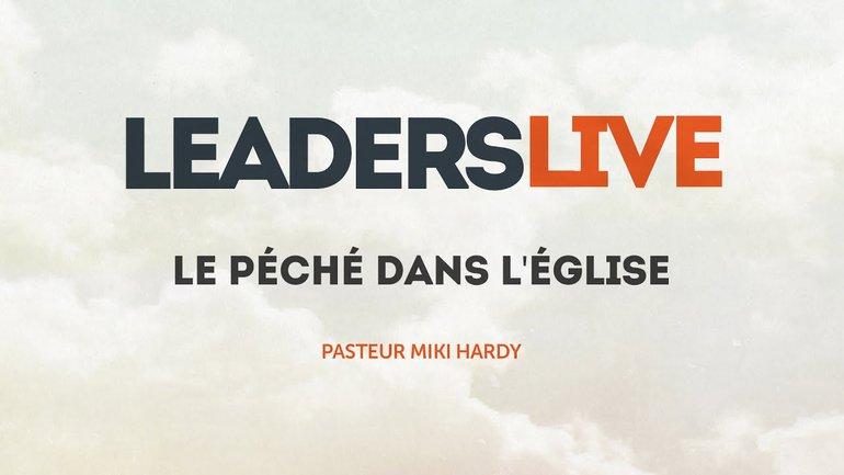 Le Péché Dans L'église - Leaders Live