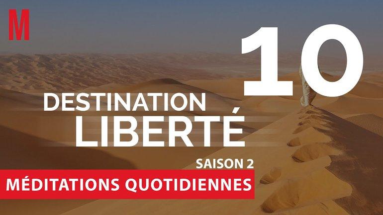 Destination Liberté (S2) Méditation 10 - Exode 18.13-18 - Jérémie Chamard