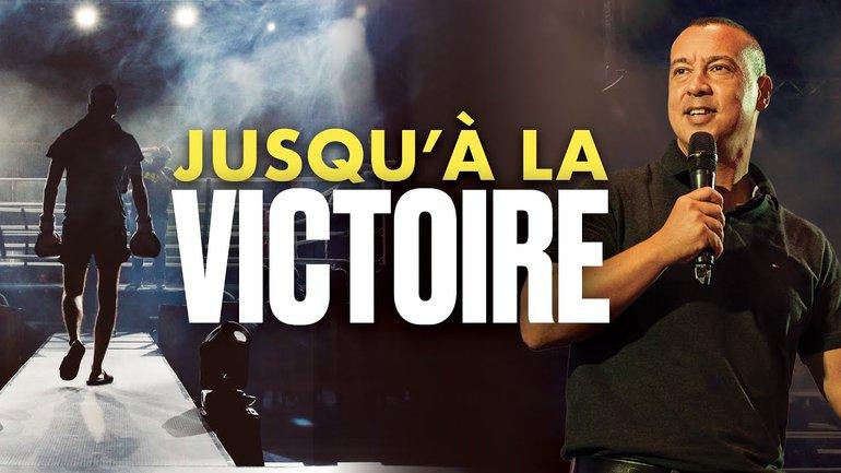 Jusqu'à la victoire - Stève Rivière