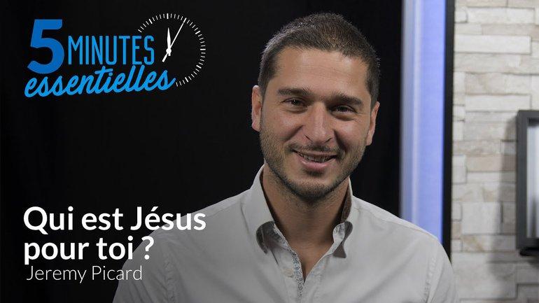 Qui est Jésus pour toi ?