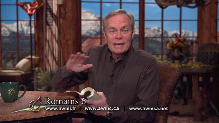 La Grâce, la Puissance de l'Évangile Épisode 23 - Andrew Wommack