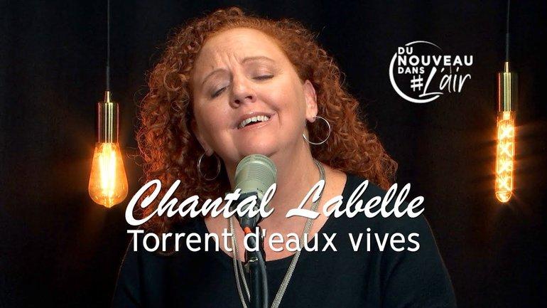 Torrent d'eaux vives - Chantal Labelle