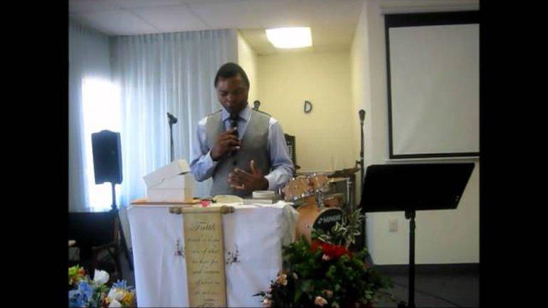 Ernest Tétang - L'oeuvre et la puissance du Saint-Esprit (1)