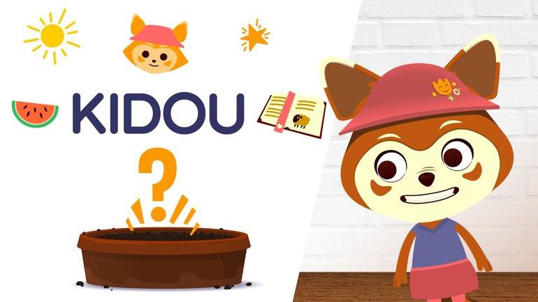 Episode 4 : KIDOU fait du jardinage !