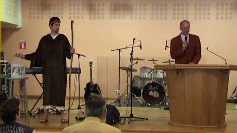 Dominique Mourot - Jonas, un message pour la Pentecôte : lève-toi et va!