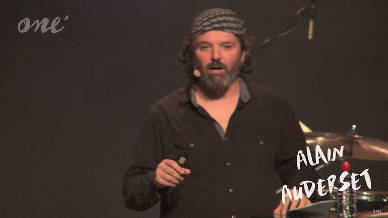 Alain Auderset - Artiste et chrétien