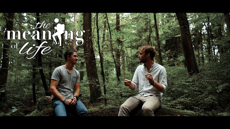The Meaning of Life, Interview 1/4 Florias Welch Gallay