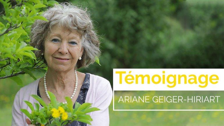 Témoignage d'Ariane Geiger-Hiriart - Culte du 30 mai 2021
