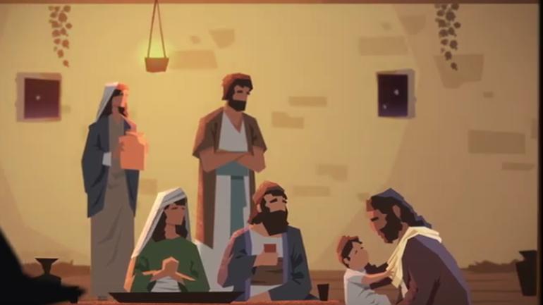 L'Évangile selon Luc Ch. 9-19