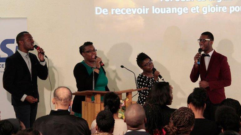 Louange Créteil - Toi seul es digne