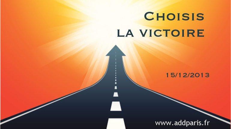 Gabriel Oleko - Choisis la victoire