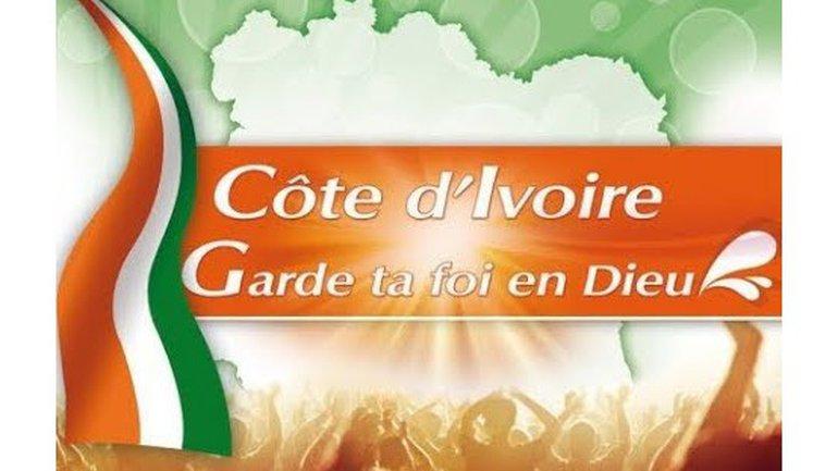 Chorale d'enfants ivoiriens - Prière pour mon pays