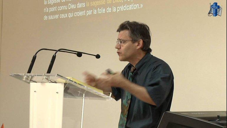 Alain Courret - une Nouvelle Révolution, renversons les forteresses