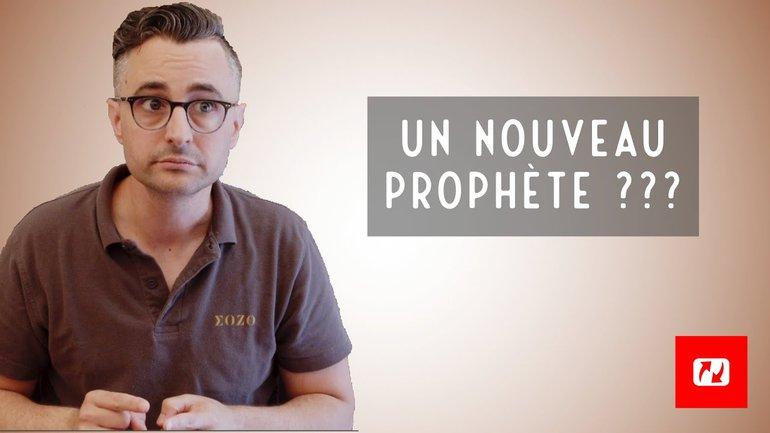 Jésus annonce un autre prophète...