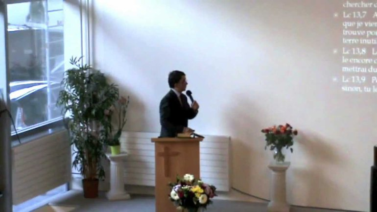 Jacques Imobersteg - La maturité au sein de l'église ou pourquoi devenir meilleur ?