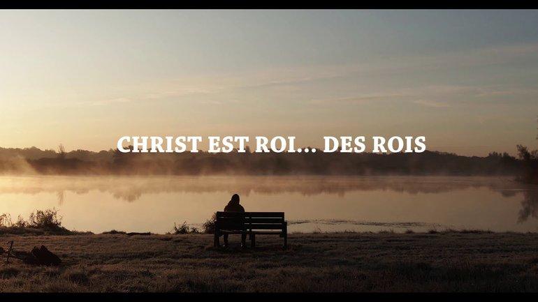 CHRIST EST ROI Marie GAUTIER/MBMINISTERE