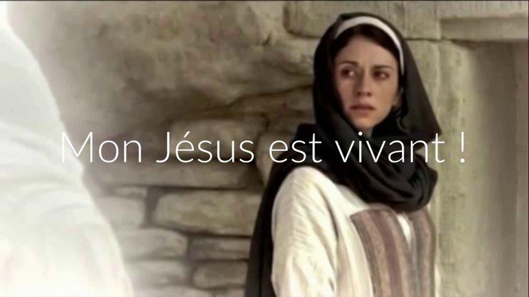 Isidore Sakamesso - Le Seigneur est vivant !