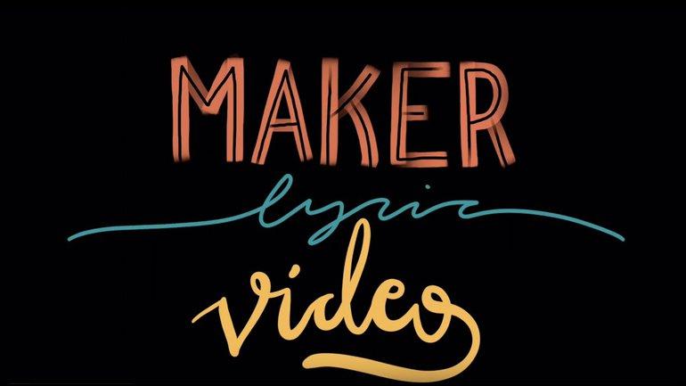 StereoSnap / Maker - Lyric video