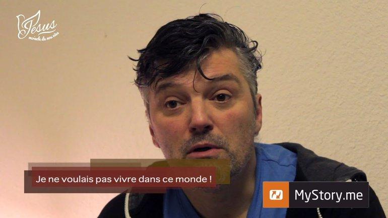 """L'histoire d'Alain Auderset : """"Je ne trouvais pas ma place dans ce monde"""""""