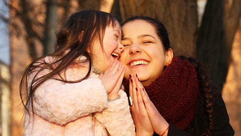 Réconfort pour le coeur d'une maman