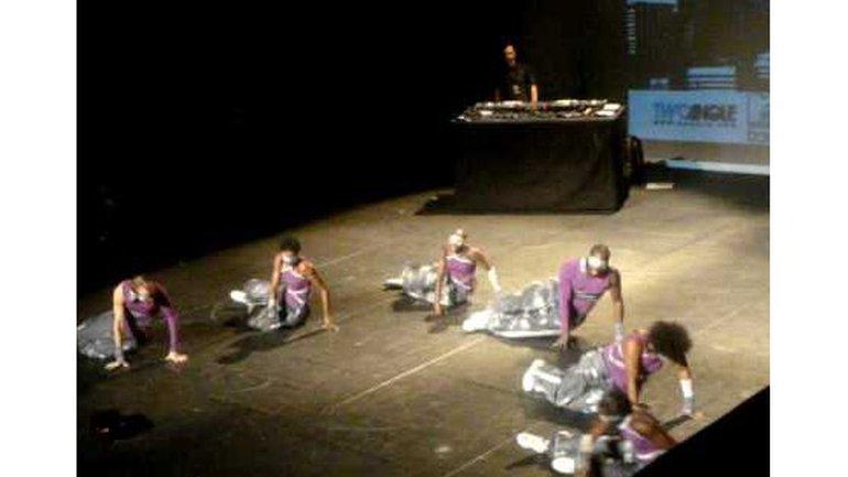 Azaria au World Hip-Hop International 2009 (Paris)