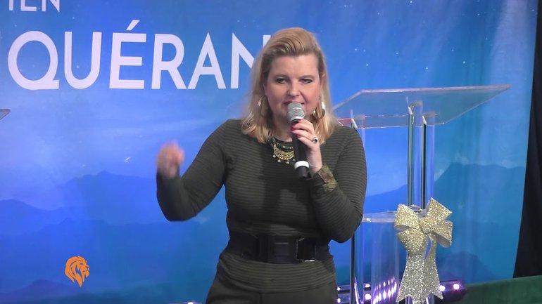 Dorothée Rajiah - Active ta foi en Dieu (Part II)