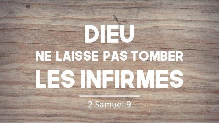 Dieu ne laisse pas tomber les infirmes | Jean Le Pennec