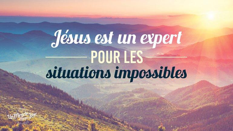 Dieu peut vous enseigner en toutes circonstances !