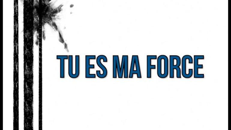TU ES MA FORCE Hervé Mauras (Lyrics)