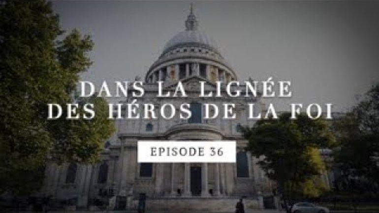 Dans la lignée des héros de la foi - Ridley et Latimer allument un cierge - Episode 36