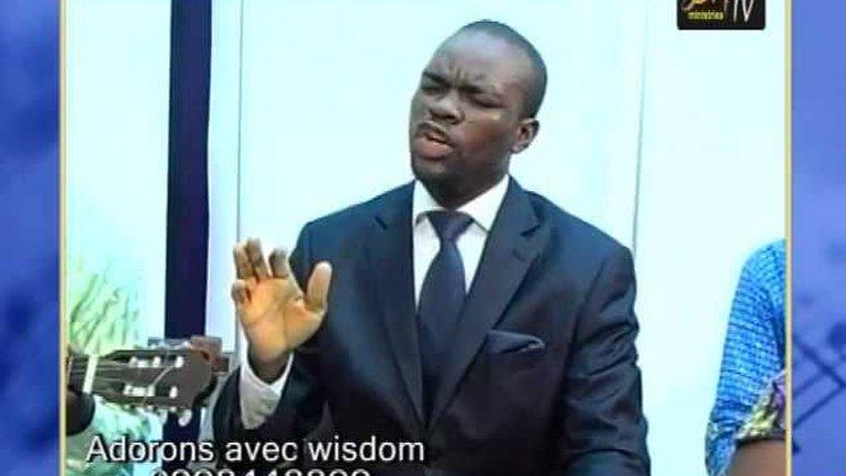 Wisdom Bomolo Bokungu - Car Tu es Dieu (1)