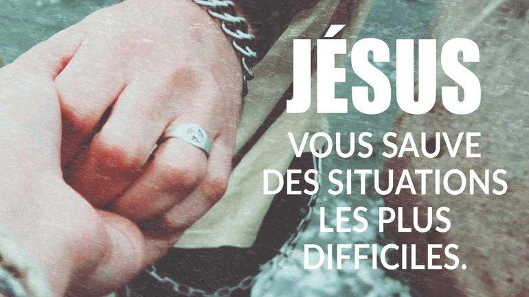 Jésus fait preuve de miséricorde envers vous, Mon ami(e).