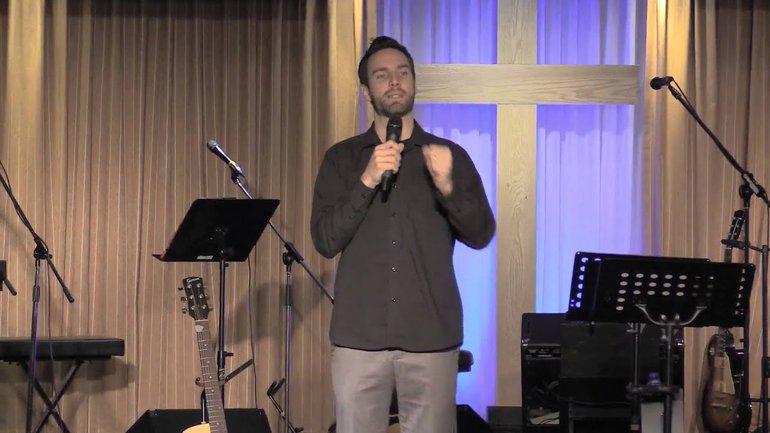 David Naud - Le jeûne: Jésus revêtu de la puissance de l'Esprit (1)