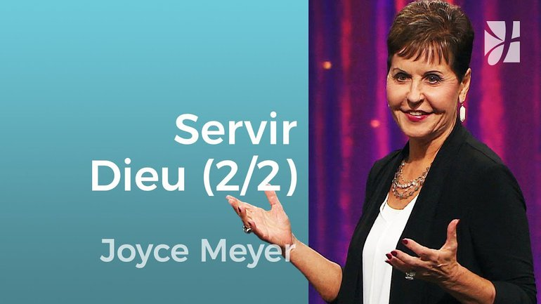 Etes-vous sûrs que vous voulez que Dieu se serve de vous ? (2/2) - Joyce Meyer - Grandir avec Dieu