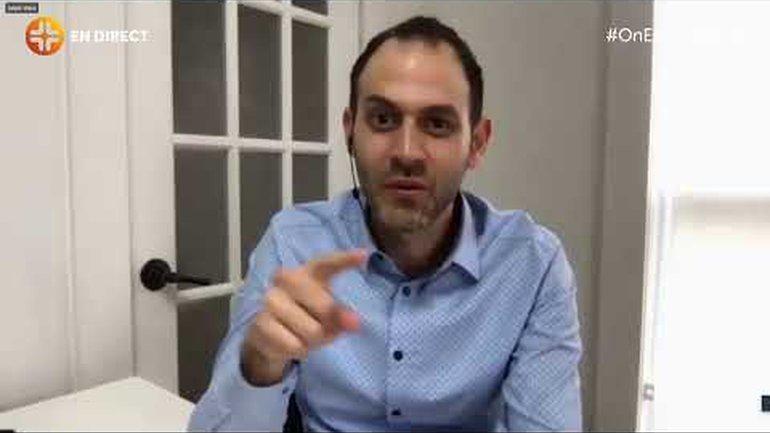 (9) On Est Ensemble le LIVE du vendredi 27 mars avec Michael Lebeau (EMCI TV)