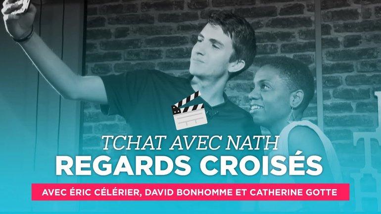 Tchat avec Nath : Regards croisés - Joseph Gotte (avec Éric Célérier, David Bonhomme et Catherine Gotte)
