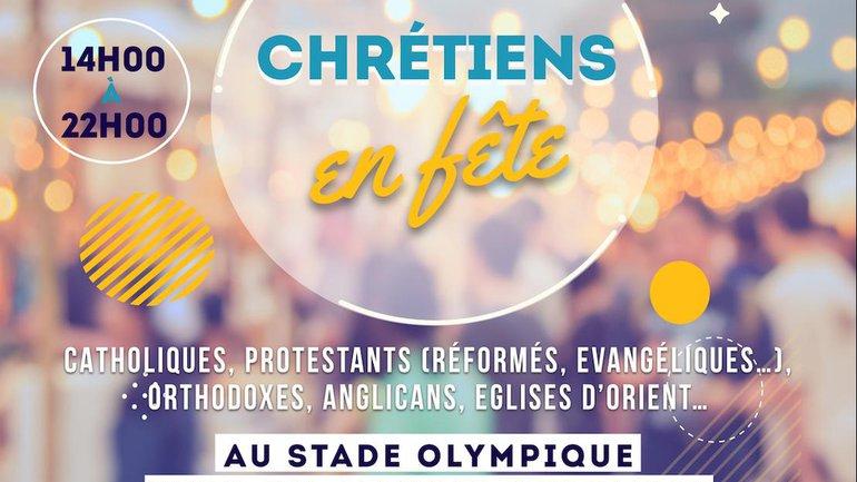 Les chrétiens seront en fête le 9 juin 2018 !
