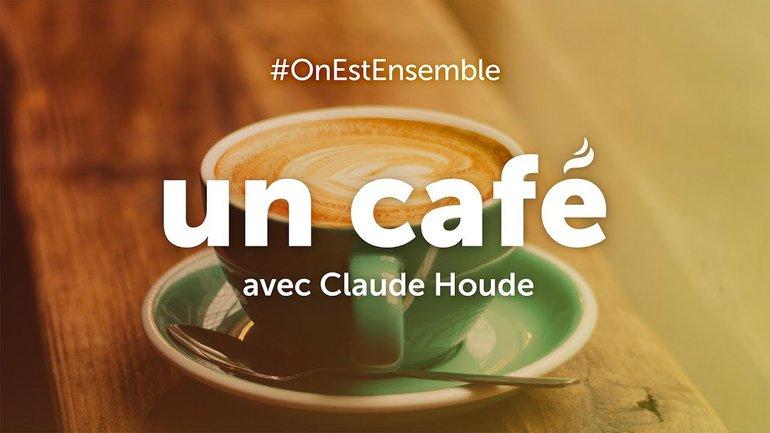 Un Café matinal avec pasteur Claude Houde 8 Mai 2020