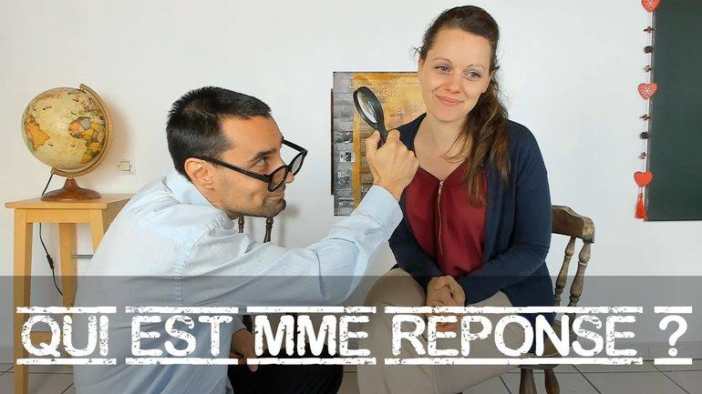 Qui est Mme Réponse ?