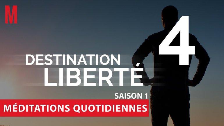 Destination Liberté (S1) Méditation 4 - Exode 2.11-15 - Jean-Pierre Civelli