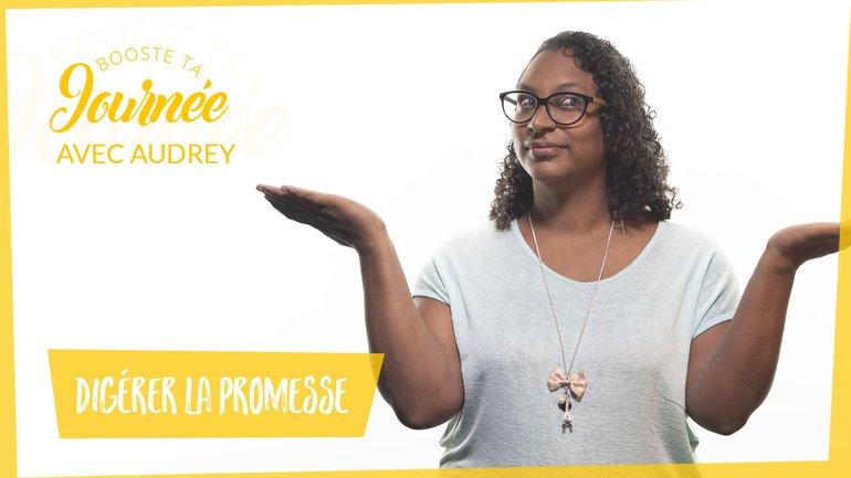 Digérer la promesse
