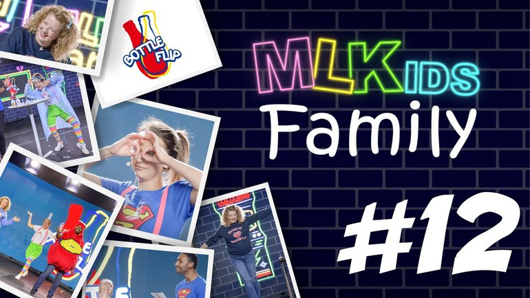 MLKids Family #12 - Je peux faire l'impossible car Dieu est avec moi