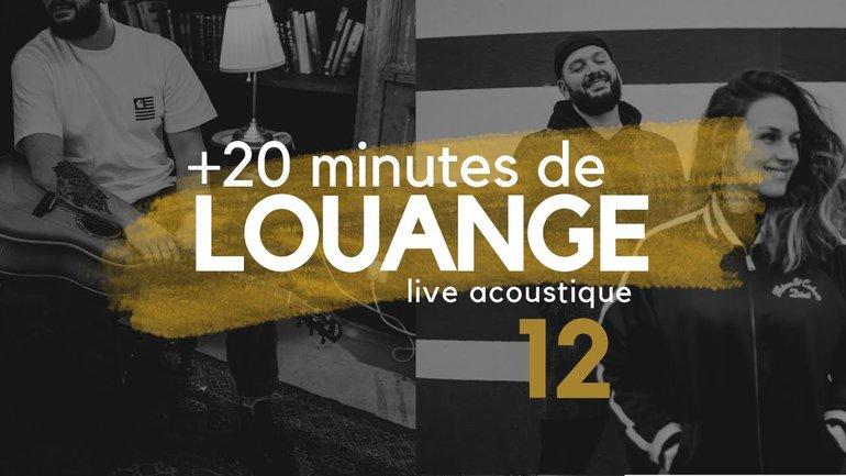Matt & Sarah Marvane // Live Acoustique 12 // + 20 minutes sans effet ni retouche...du brut !