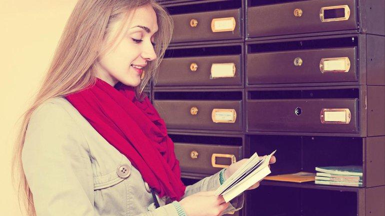 Lisez-vous votre courrier?