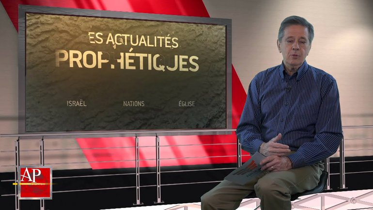 AP03-14 L'ANTÉCHRIST, LE FAUX PROPHÈTE ET LES 2 TÉMOINS (1)