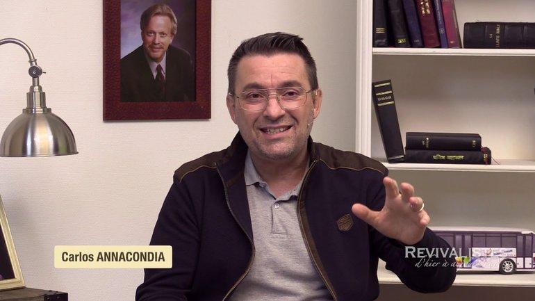 Revivalistes - Carlos Annacondia, ministère de puissance
