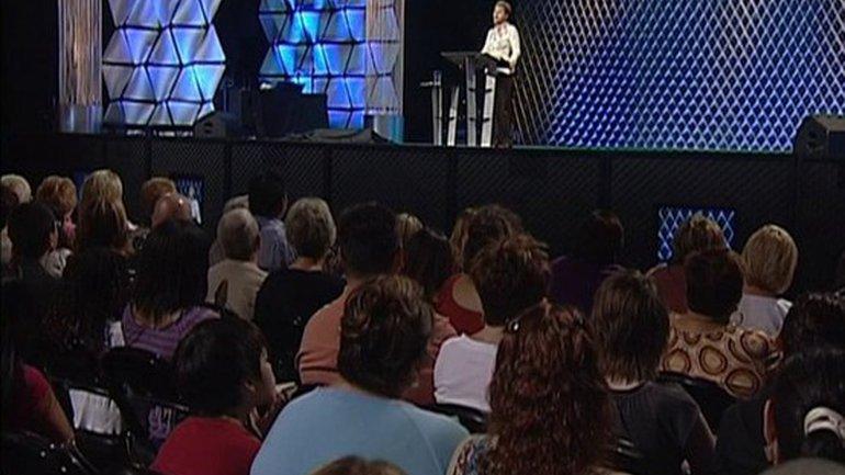 Imitez le don de Dieu (1/2) - Joyce Meyer - Grandir avec Dieu