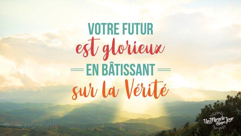 🎉Votre futur en Christ est glorieux !