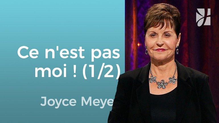 Il ne s'agit pas de moi (1/2) - Joyce Meyer - JMF EEL 546 3