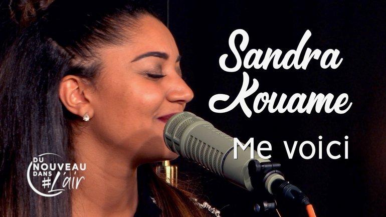 Me voici - Sandra Kouame